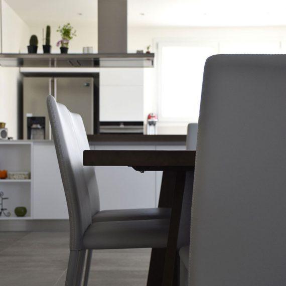 Tavolo e sedute